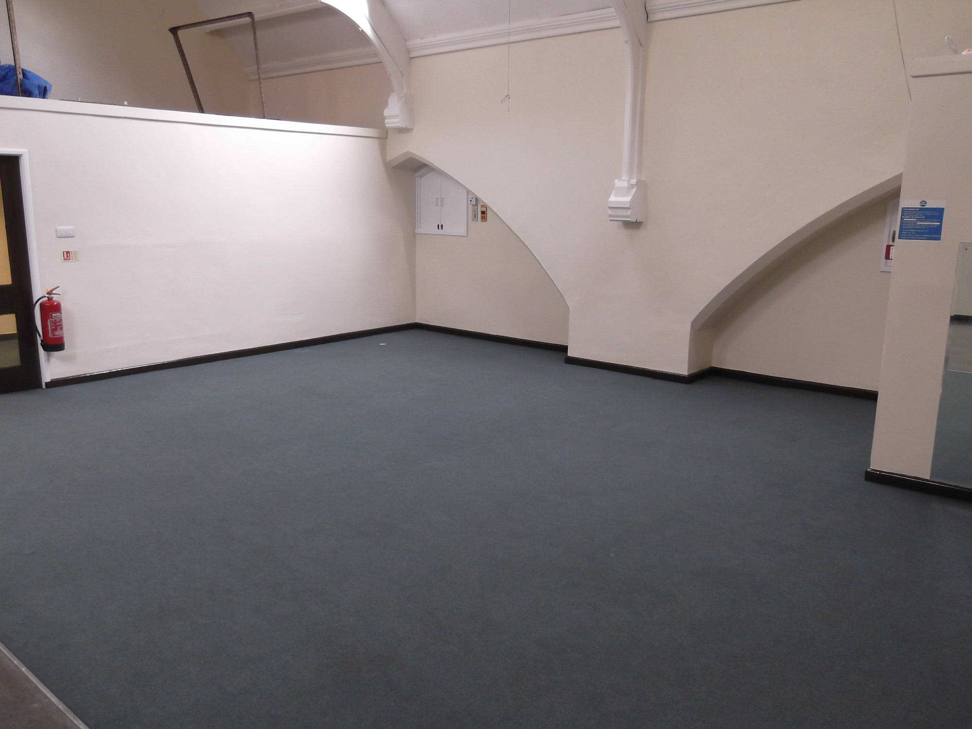 Carpet Area Of Community Room