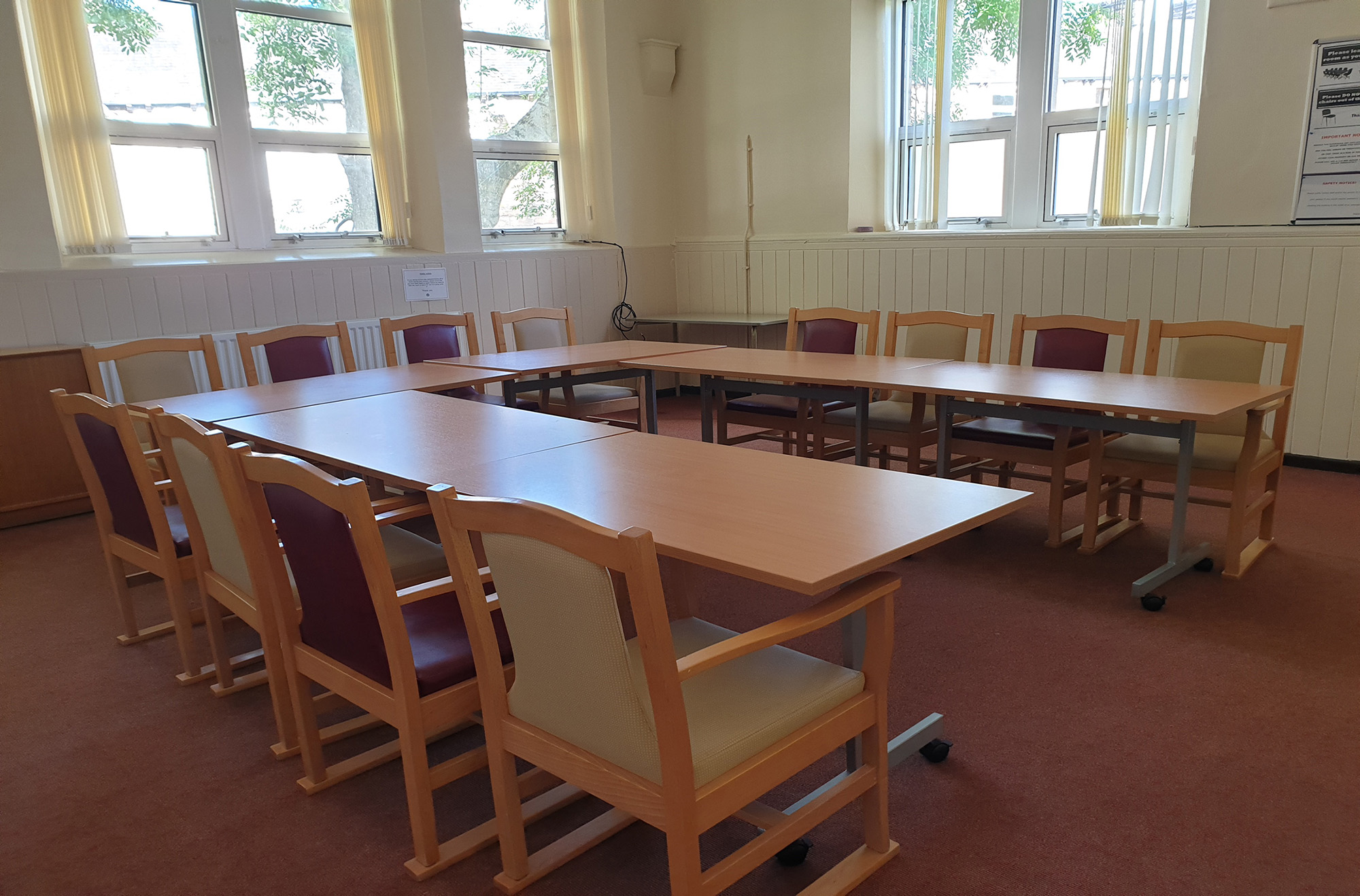 Gannow Community Centre Meeting Room