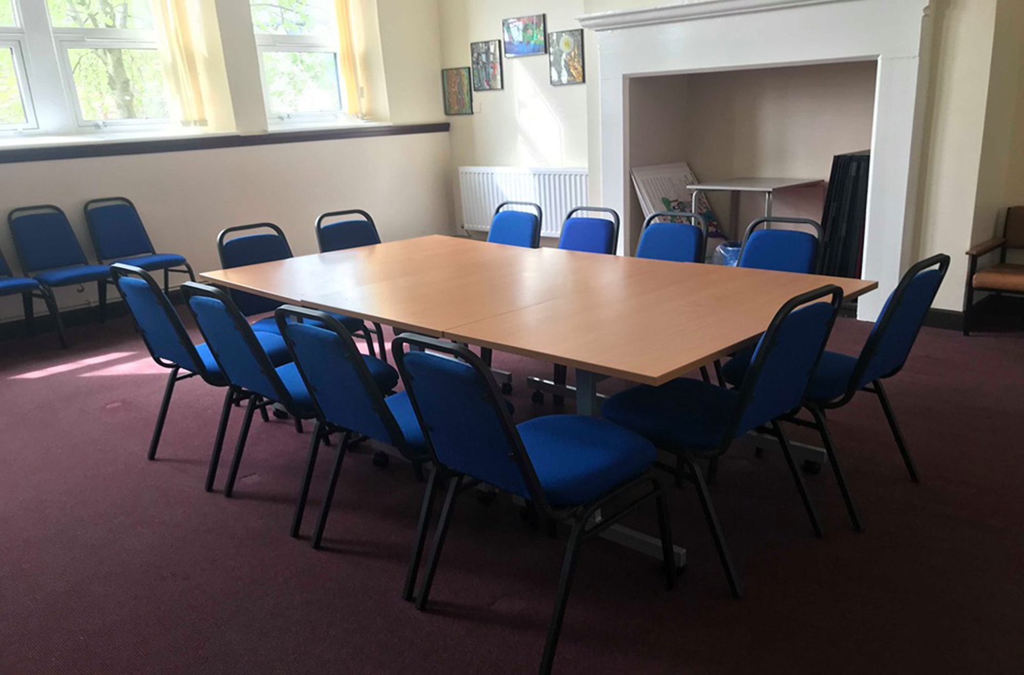 Gannow Community Centre Ightenhill Room