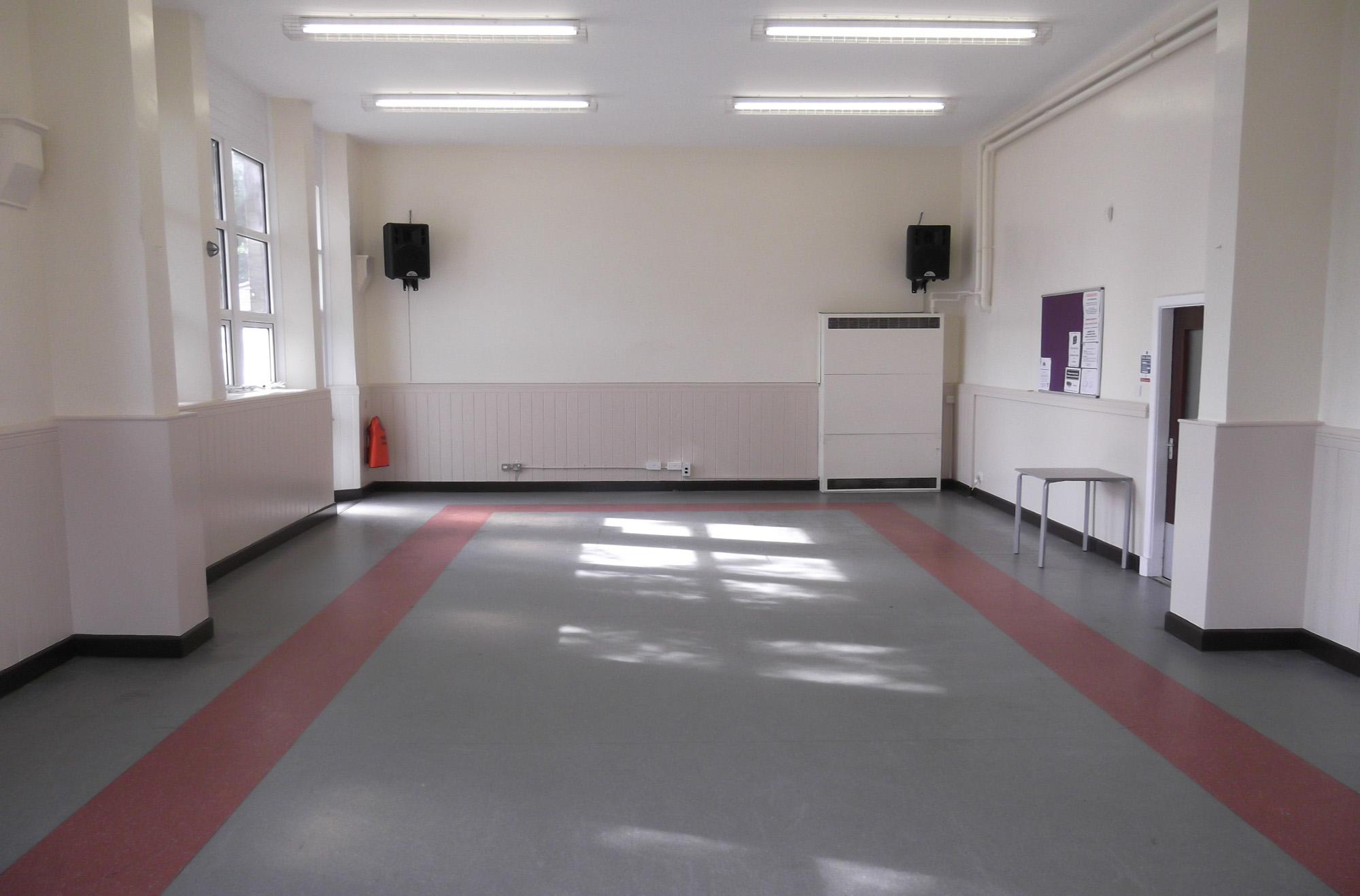 Gannow Community Centre Main Hall