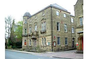 BPRCVS Bacup Office