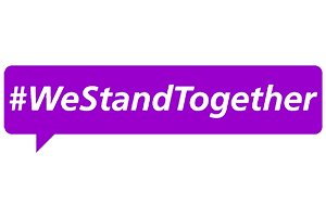 #WeStandTogether