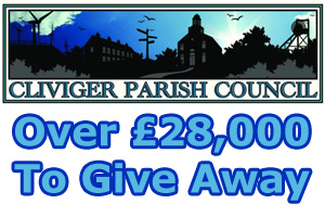 £28,000 To Give Away To Cliviger