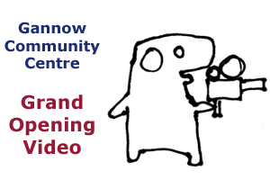 Gannow Community Centre Grand Opening Video