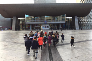 BPR Young Carers Trip Out To Manchester