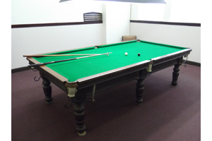 Gannow Snooker Room