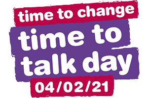 Time To Talk Day 2021
