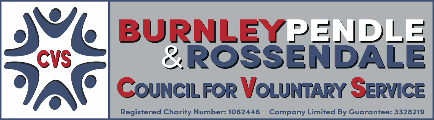 Burnley, Pendle & Rossendale CVS Helping Community Groups & Voluntary Organisations